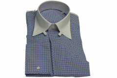 Top Collar Shirt by Bespoke